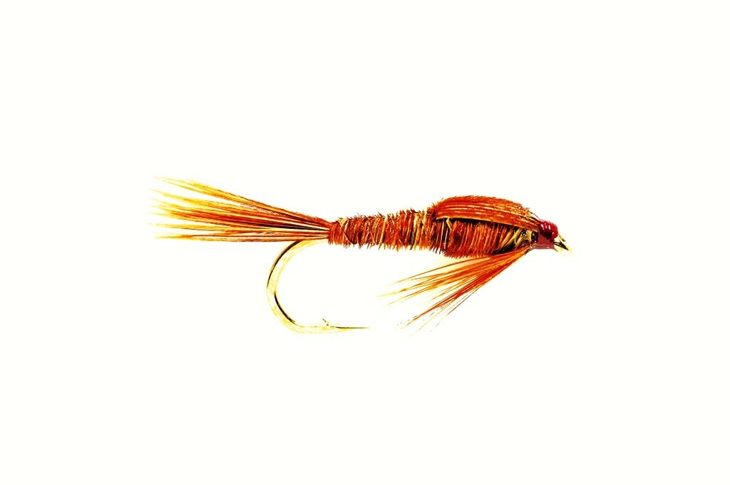 Pheasant Tail Natural Weighted