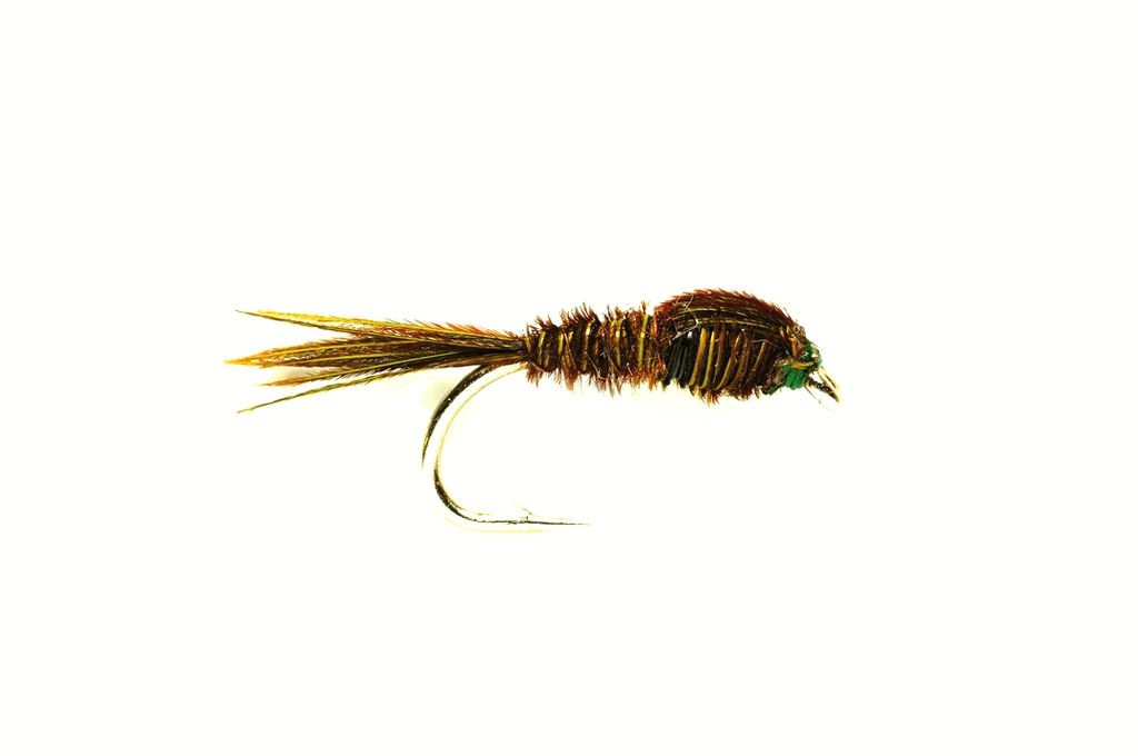 Pheasant Tail Olive (Sawyer)
