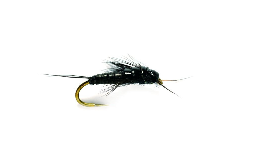 Small Black Stone (OE) Barbless