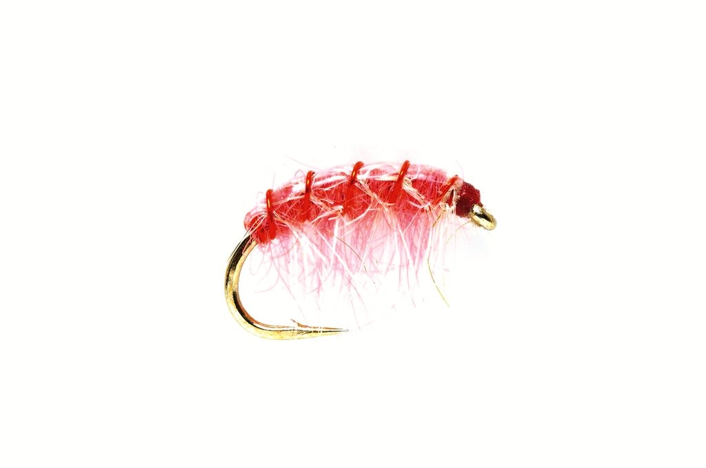 Shrimper Orange Weighted