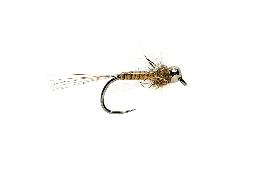 KJ Quill Nymph TH Barbless