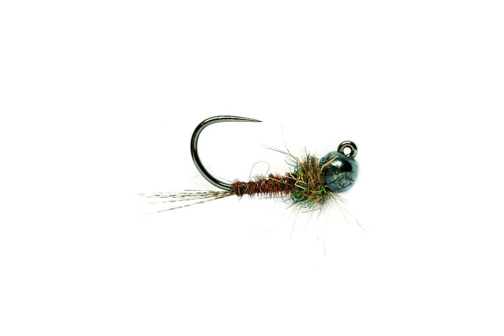 Natural Pheasant Tail Jig Barbless