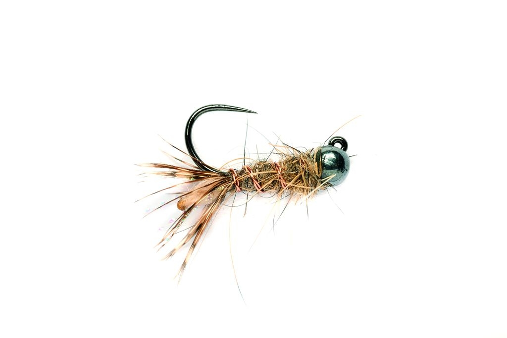 Peeping Caddis Jig Barbless