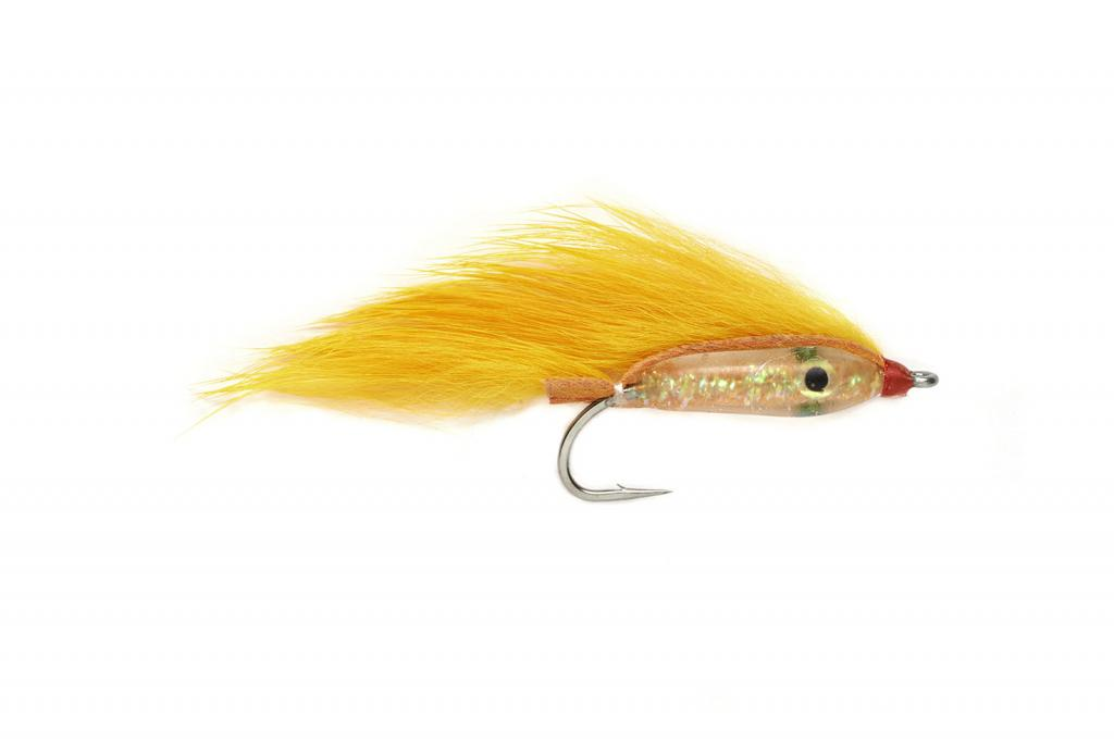 Bug Bond Minnow Orange