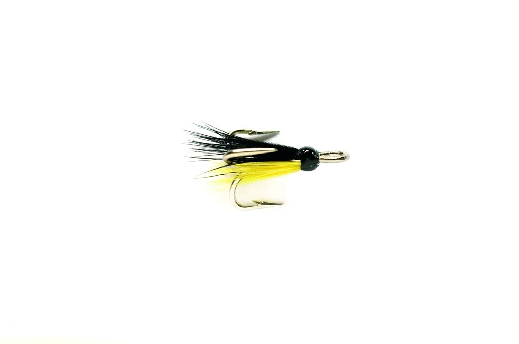 Micro Madelain Black & Yellow