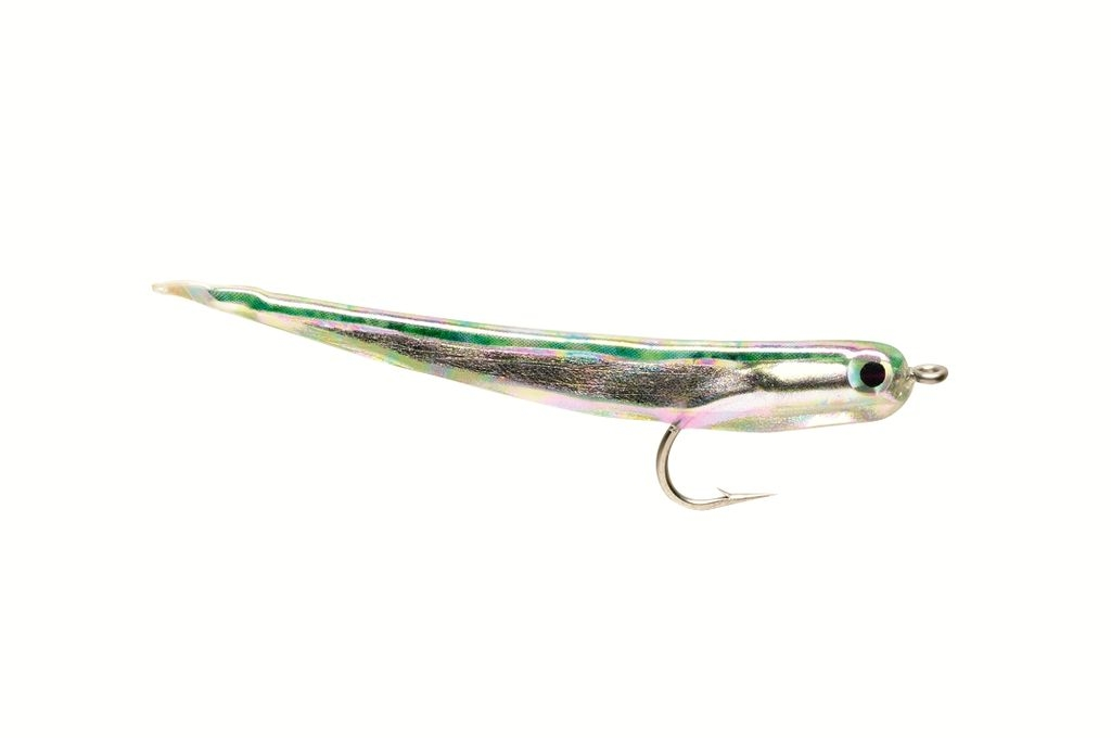 Softy Minnow Green