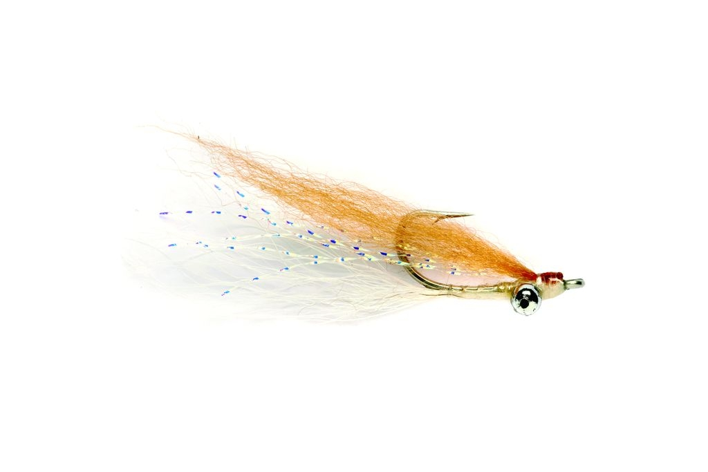 Clouser Bone Tan