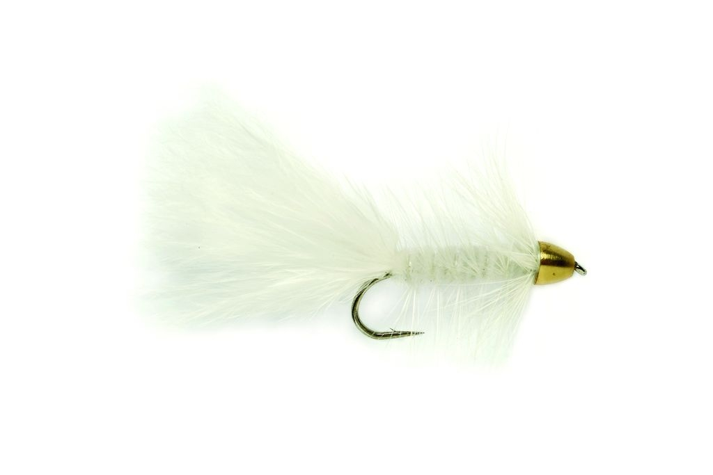 Woolly Bugger White