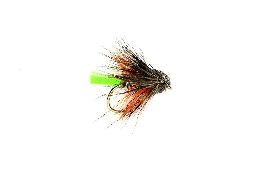 Muddler Mini Green Tail Kate