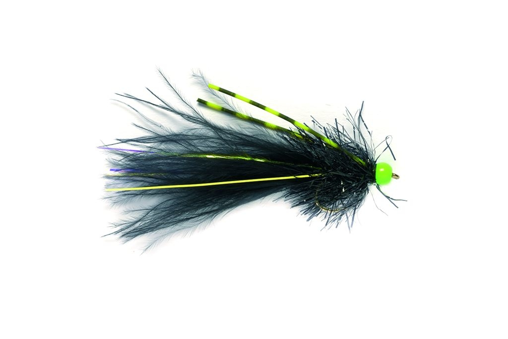 Flexi Hot Head Black Barbless
