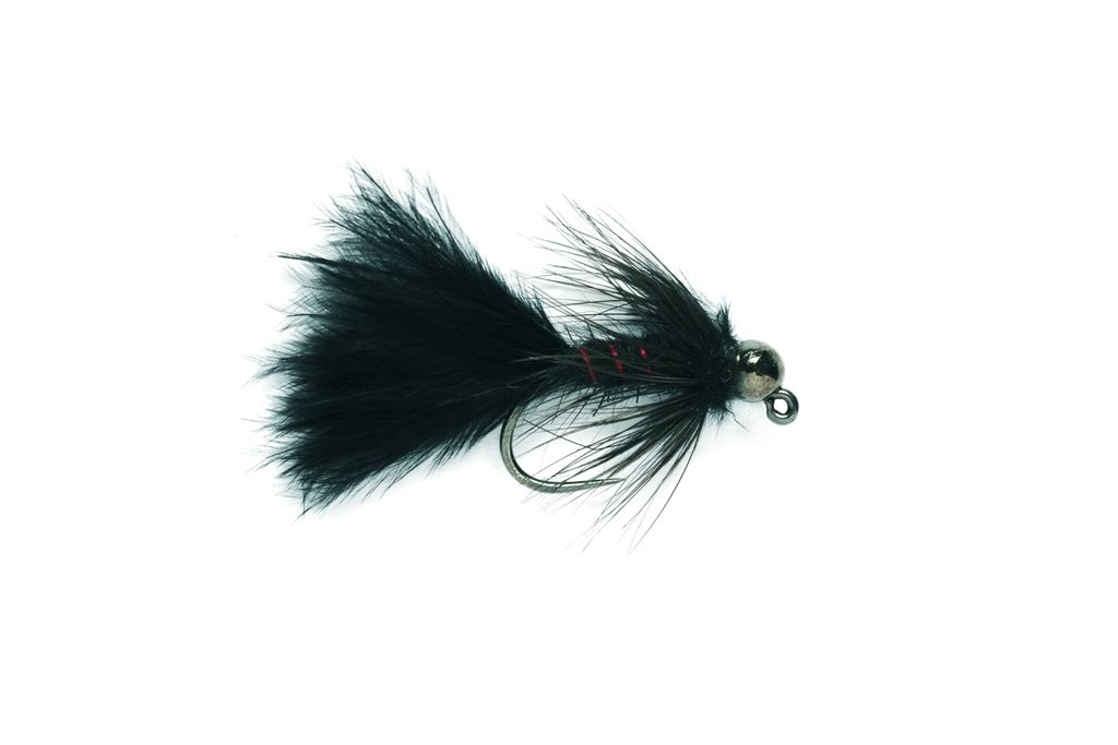 Jig Bugger Black TN Barbless