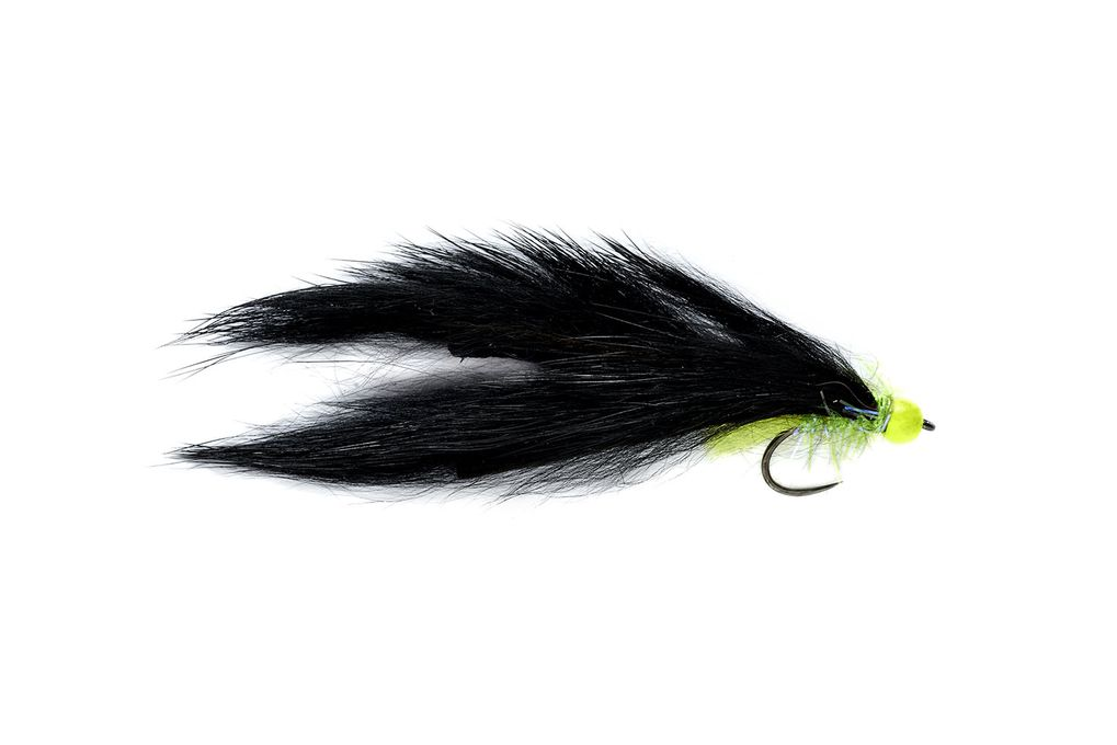 Fred's Flapper Black