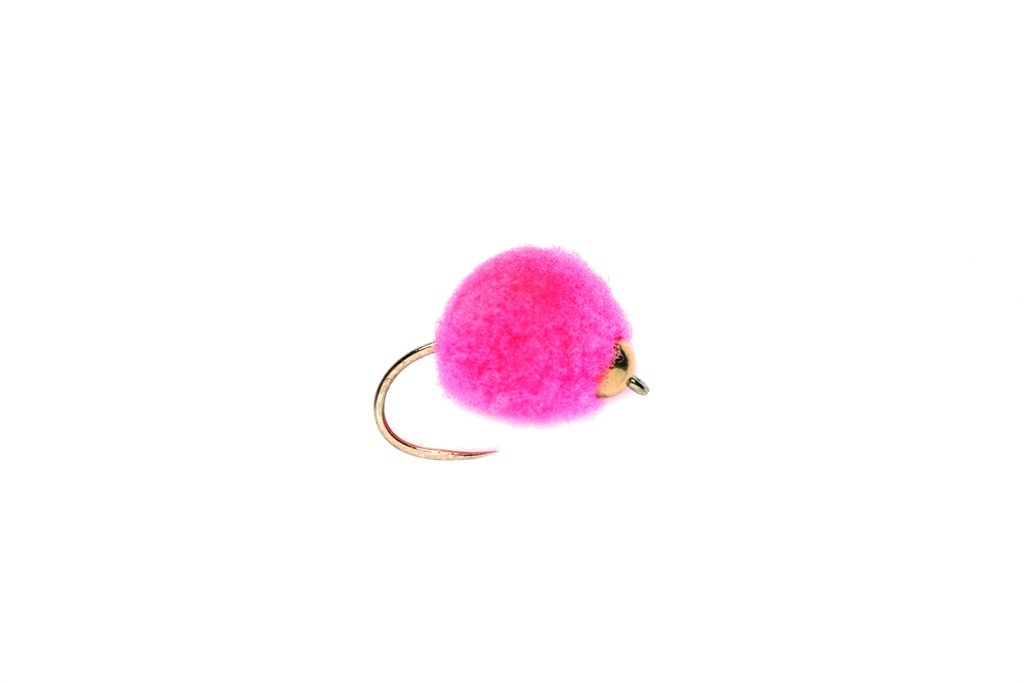 Blob Egg Pink Barbless