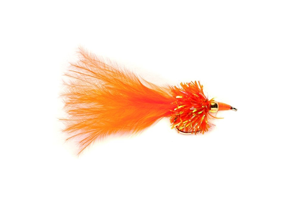 Orange Nomad Barbless