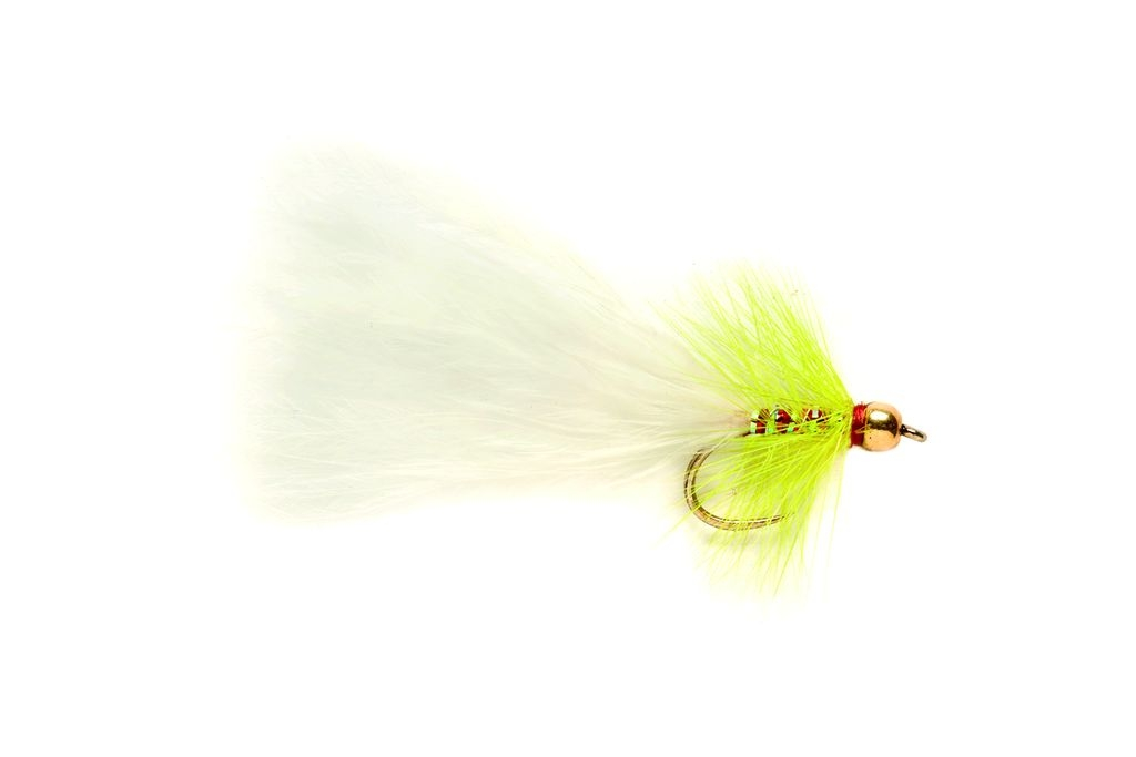 Yellow Dancer Barbless