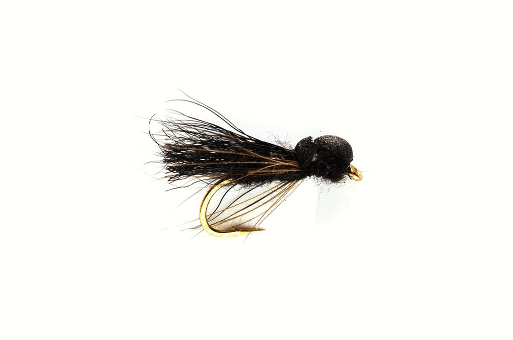 Balloon Caddis Black