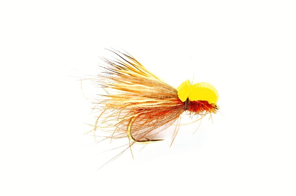 Balloon Caddis Fiery Brown