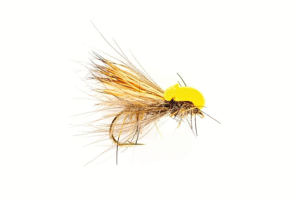 Balloon Caddis Tan