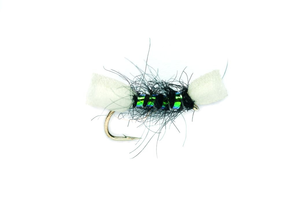 Shipman's Emerger Sugar Lump Black