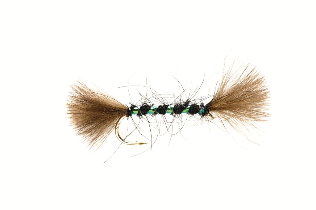 Shipman's Emerger Black CdC