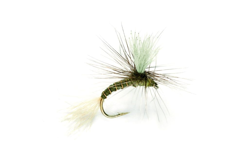 Emerger Olive (Goddard)