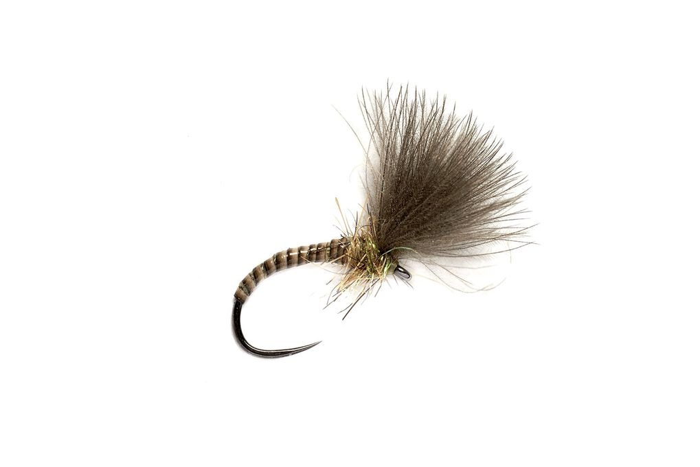 Quill CdC Emerger Natural Barbless
