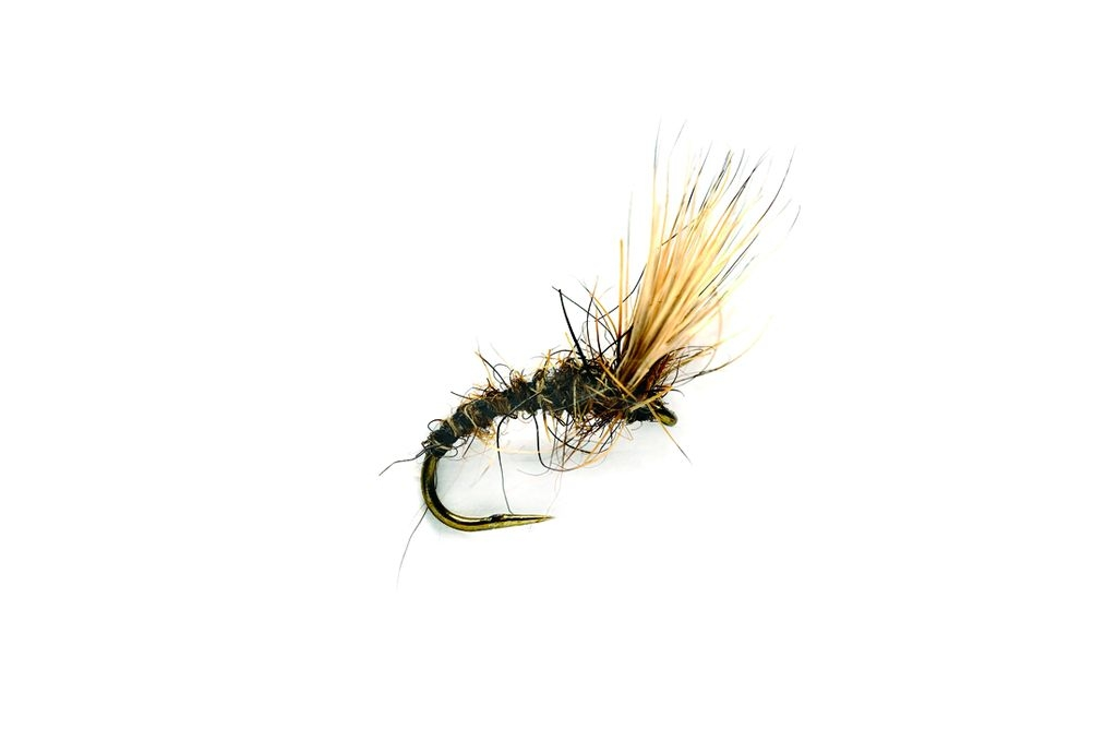 Deer Hair Emerger Barbless