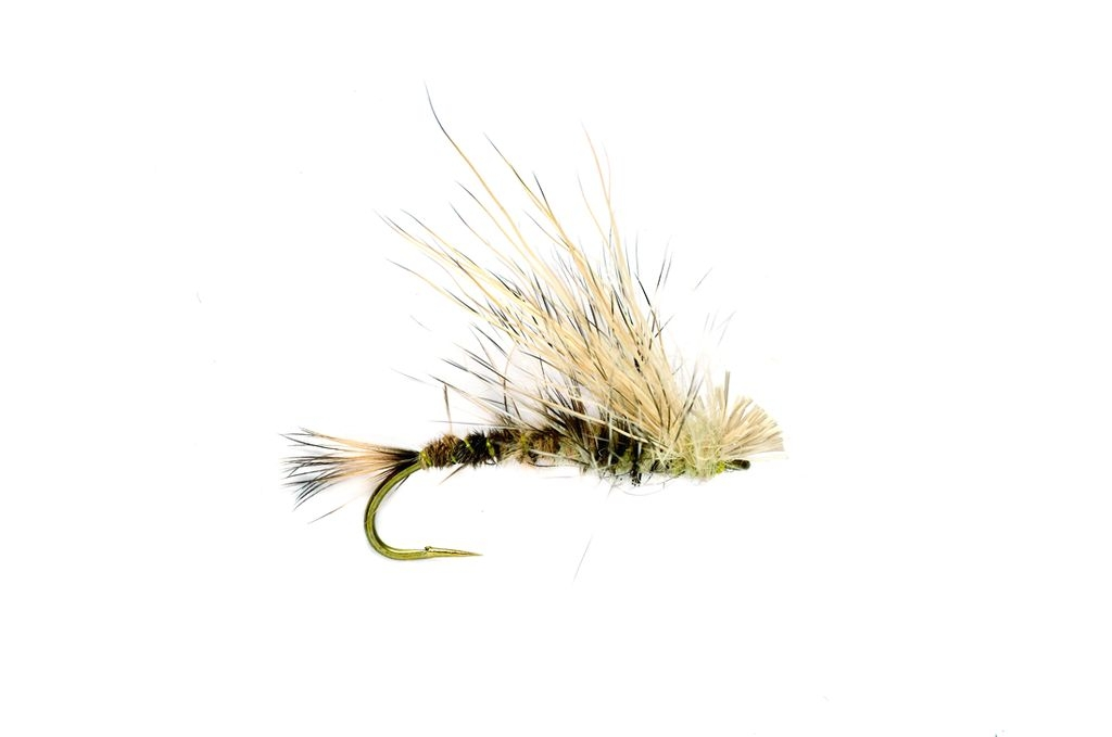 Mayfly Emerger Barbless