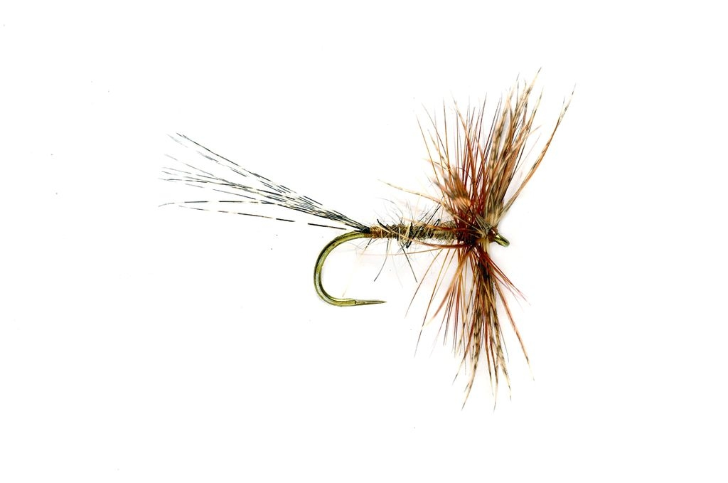 Jingler March Brown Barbless