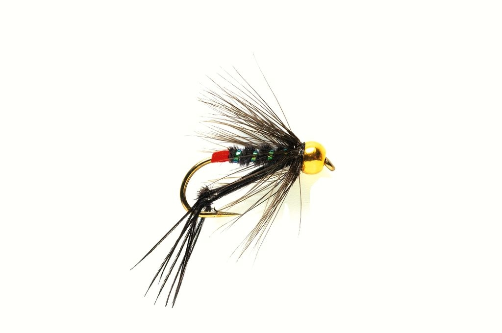 Hopper Black (Gold Nugget)