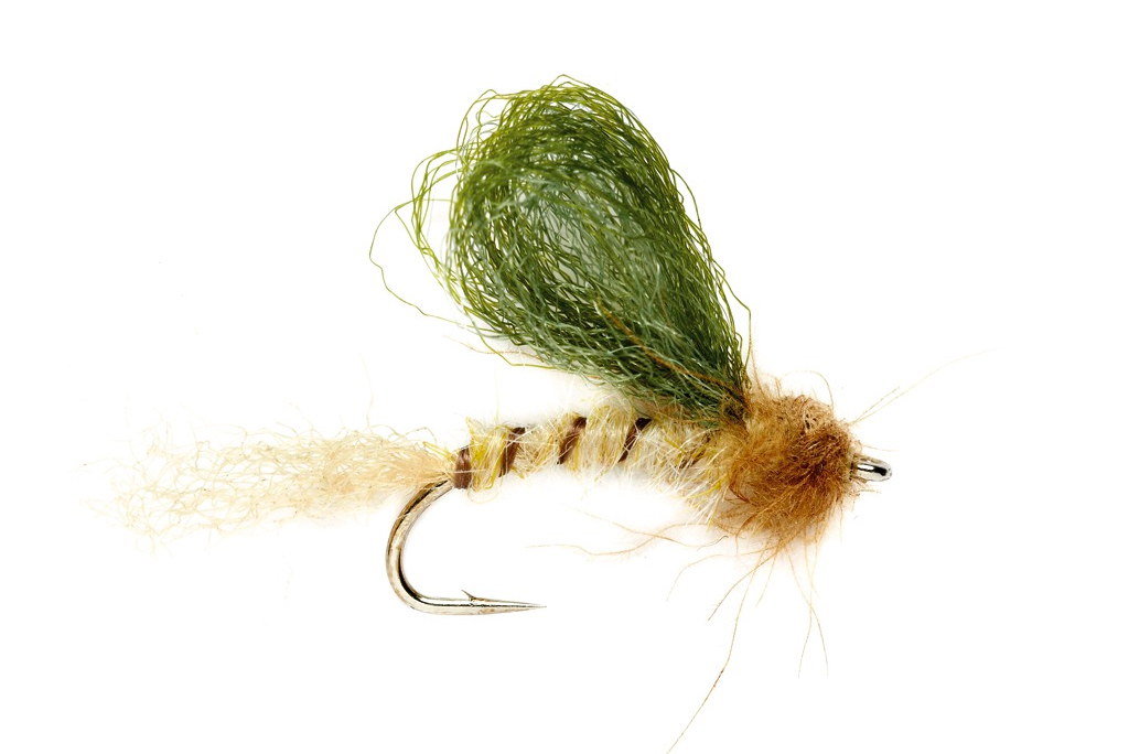 Mayfly Emerger