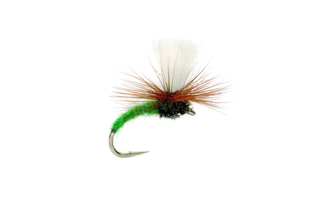 Klink Caddis Green